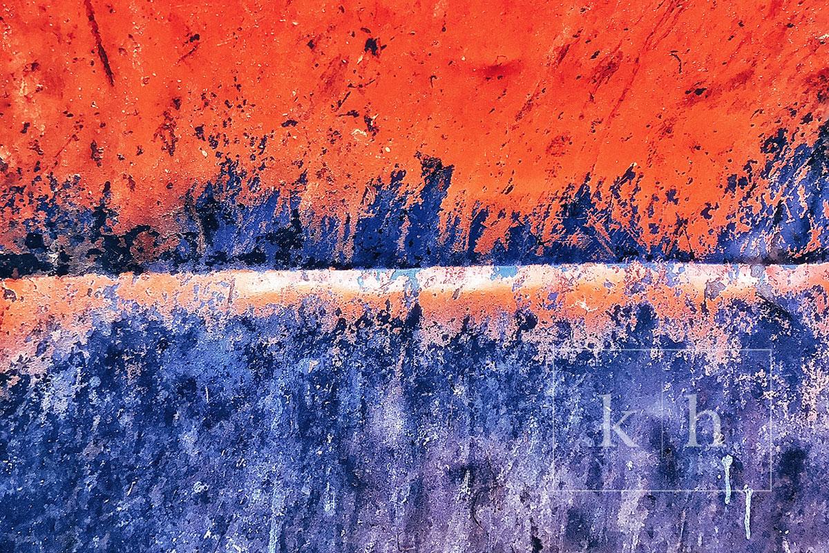 Nature Paints Pollock